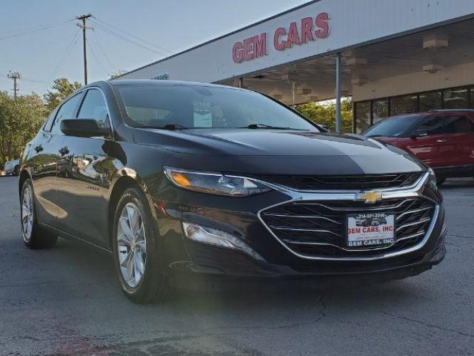 2019 Diamond Black /Black Cloth Chevrolet Malibu LT (1G1ZD5ST2KF) with an 1.5L L4 DOHC 16V engine, 6-Speed Automatic transmission, located at 12182 Garland Rd, Dallas, TX, 75218, (214) 521-2040, 0.000000, 0.000000 - Photo #0